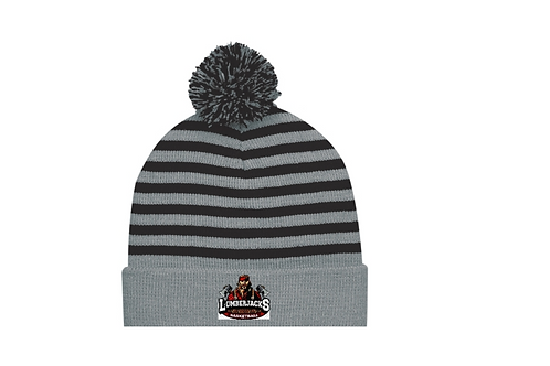 Winter PomPom hat