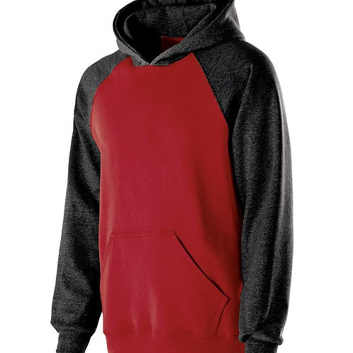 Youth Colorblock Hoodie