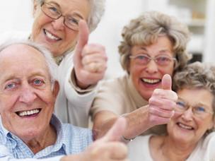 Fase dos 77 aos 84 anos. Três aspectos importantes para a higiene mental