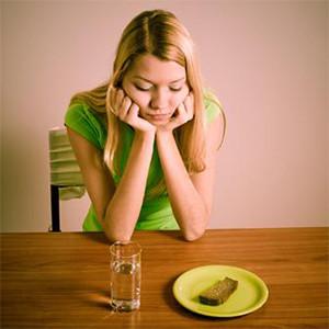 Perda de apetite, depressão