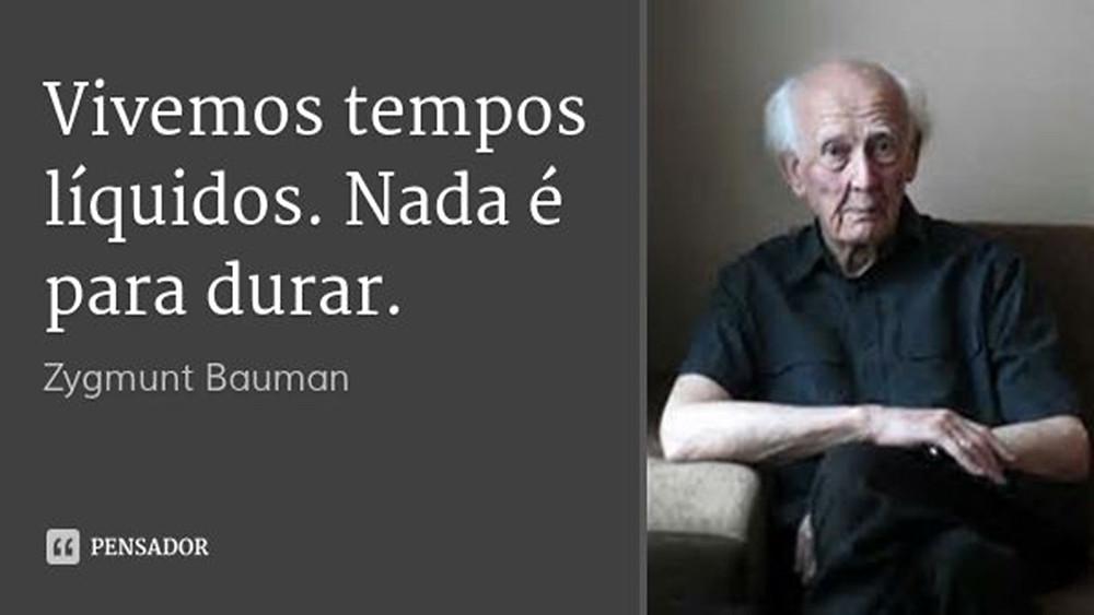 Pensamento de Bauman