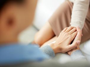 Aceitando a proteção e ajuda no processo de superação da depressão