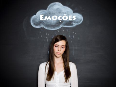 Emoções, como o depressivo as vive? Mulher, sentimentos