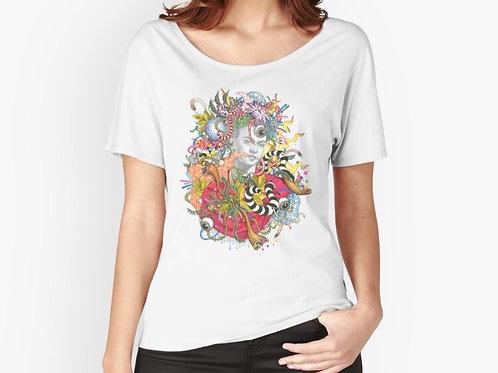 Loose Frida T-shirt
