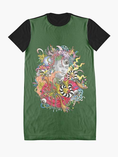 T-Shirt Dress Frida Design
