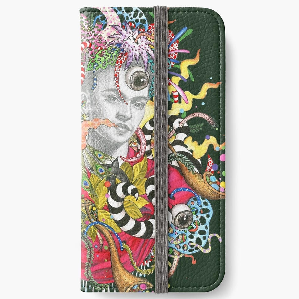 Phone cover-wallet