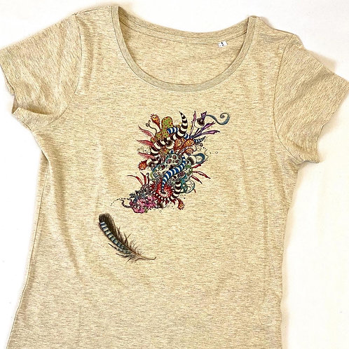 Falling Feather T-Shirt