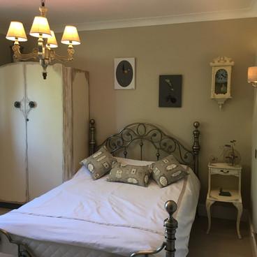 Vintage Bedroom After