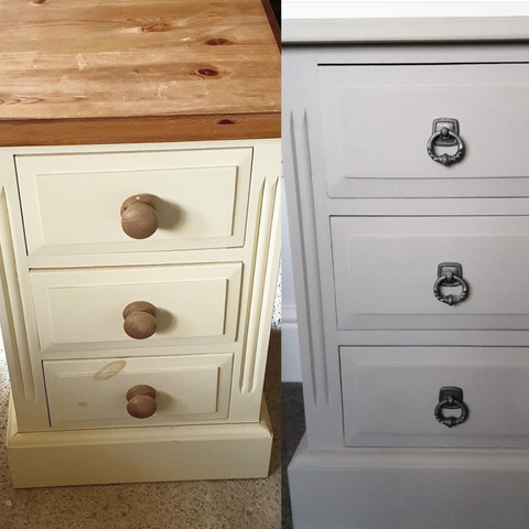 Small bedside table from £45
