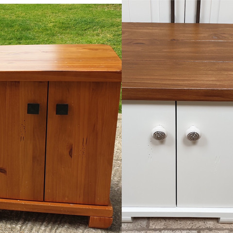 Small cabinet from £45