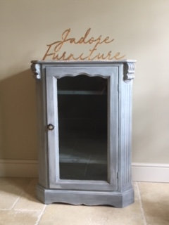 Column Style Cabinet - Drinks/Record Player