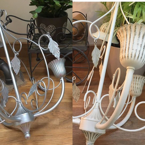 Light upcycling from £30