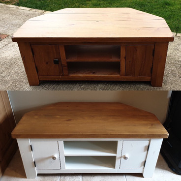 TV unit from £70