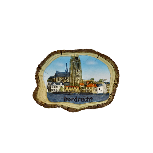 Magneet Dordrecht Skyline