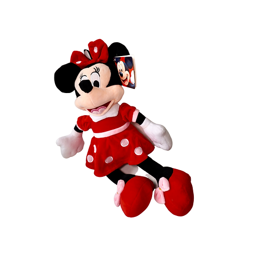 Grote Minnie Mouse knuffel | 40 cm