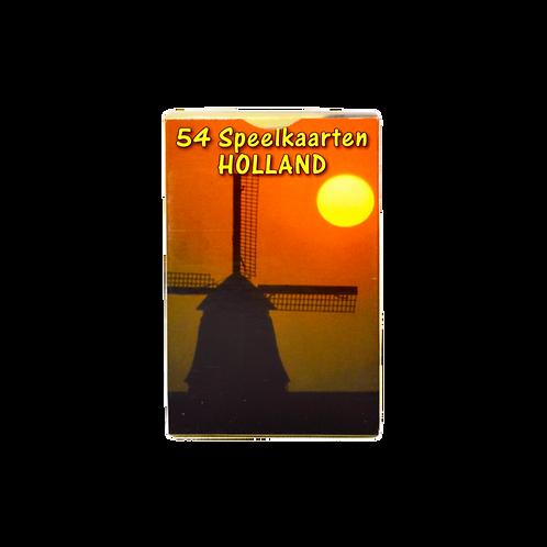 54 Speelkaarten Holland