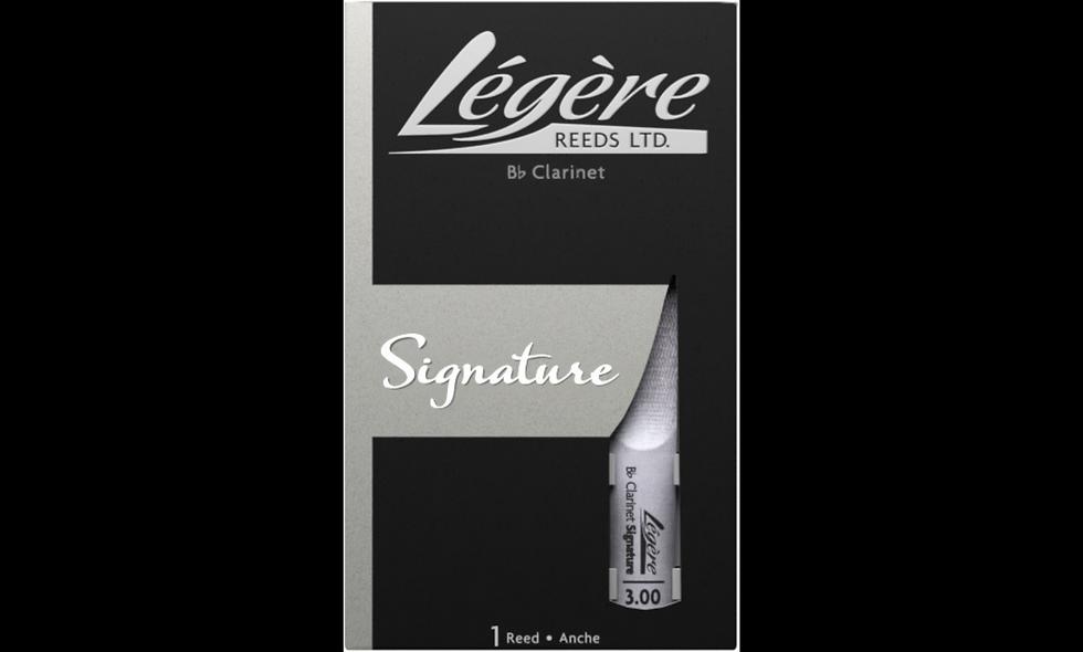 Caña Legere Signature Clarinete Sib