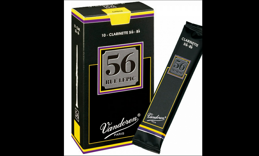 Cañas Vandoren 56 Sib