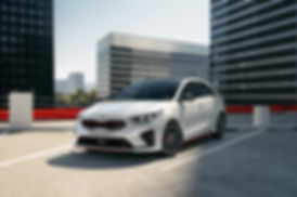 KIA Ceed GT front view