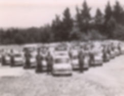 Old Automobile Association Minis