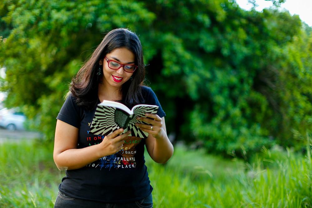 Amanda Prado. Foto: Felipe Brasil