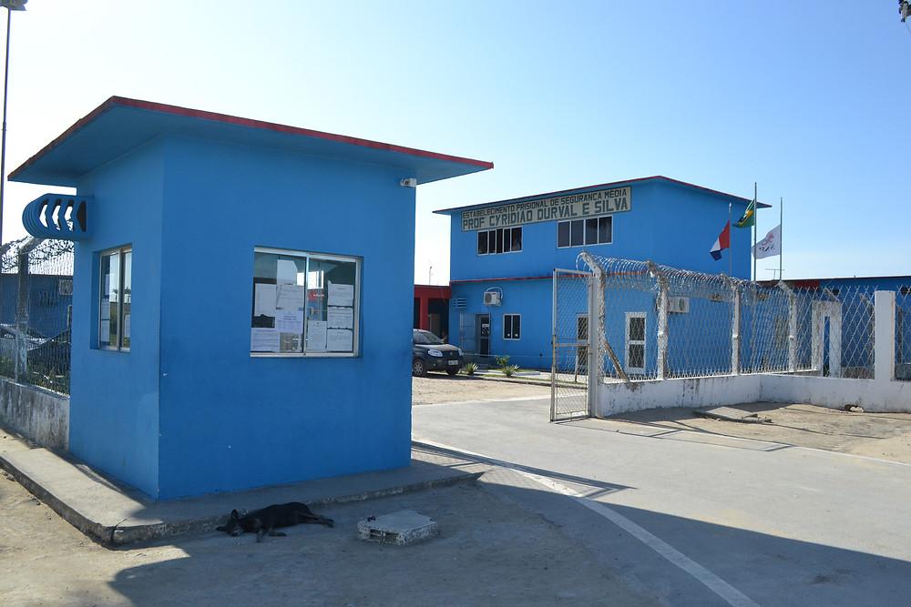 Unidade está localizada no Tabuleiro do Martins, parte alta de Maceió