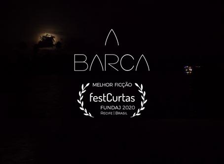 Filme alagoano vence prêmio de melhor ficção em Festival Nacional de Curtas