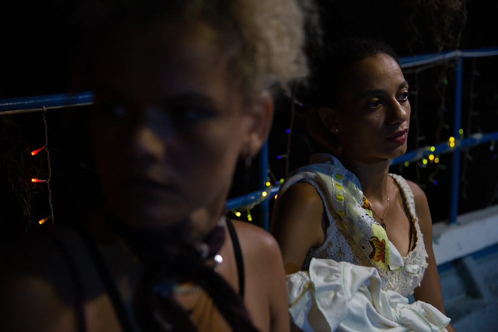 Cena do curta A Barca. Foto: Vanessa Mota