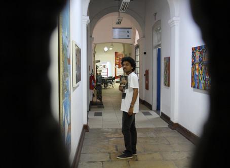Alagoas entre quilombos e quebradas: conheça o escritor Lucas Litrento