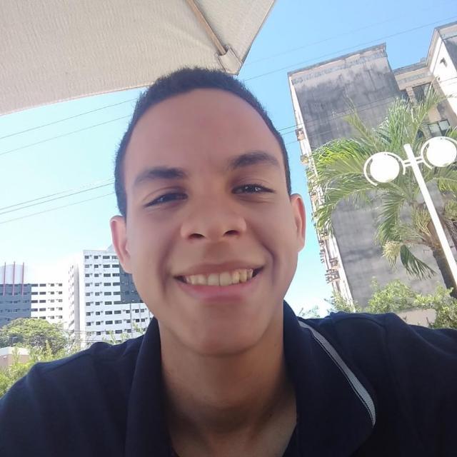 Nadnael Oliveira, de 17 anos