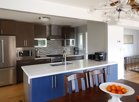 First steps in kitchen remodeling