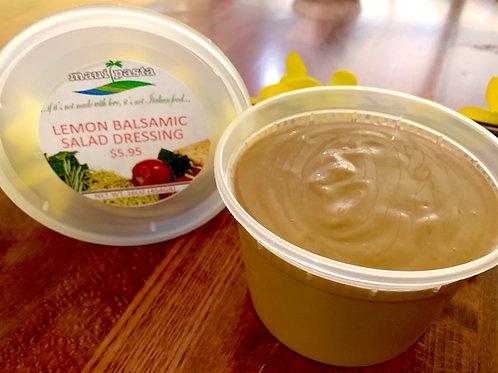 Lemon Balsamic Dressing