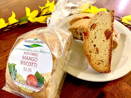 Mango Biscotti (nut-free)