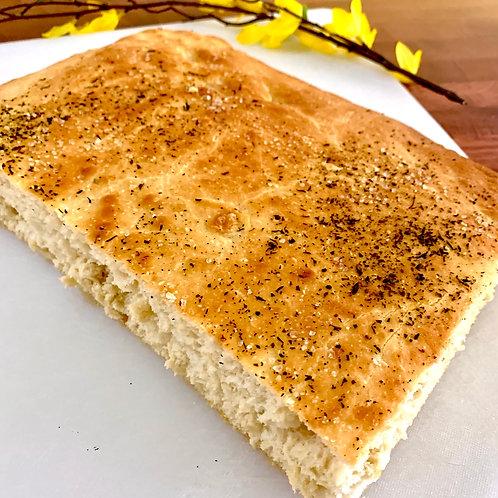 """Focaccia Bread - 8""""x12"""" Slab"""
