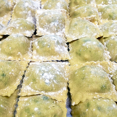 Short Rib & Cheese Ravioli