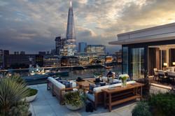 Penthouse Shard Views