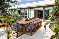 Penthouse Dining Terrace