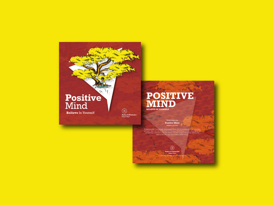 Positive Mind - Believe In Yourself - ma