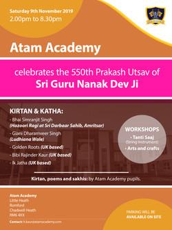 Atam Academy - 550 Prakash