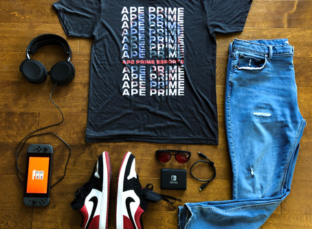 Ape Prime Apparel getting the love!
