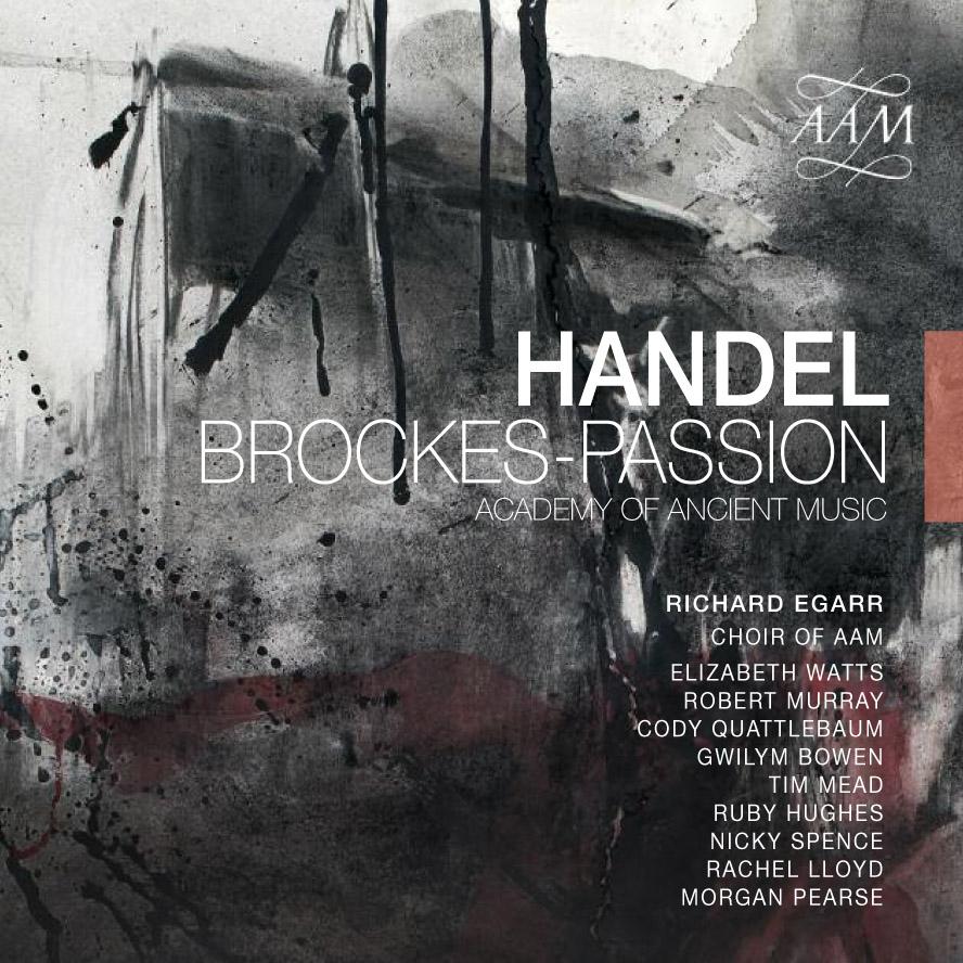 Handel: Brockes-passion   AAM