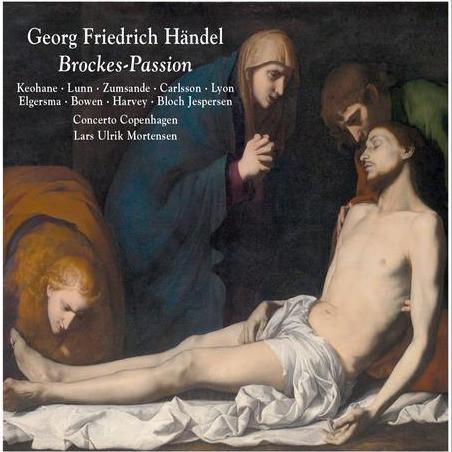 Brockes-passion with Concerto Copenhagen