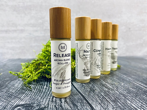 Release  Aroma Oil Roll-On
