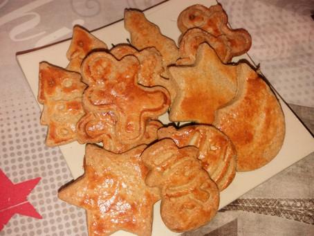 Biscuits de Saint-Nicolas pauvres en fodmaps