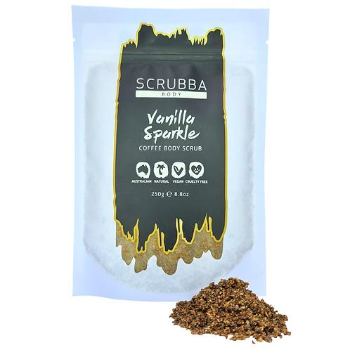 Vanilla Sparkle Coffee Body Scrub