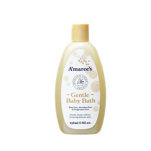 A'maree's genlte baby bath