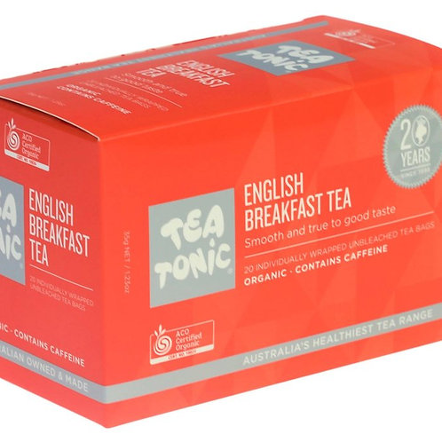 ENGLISH BREAKFAST TEA TEABAGS