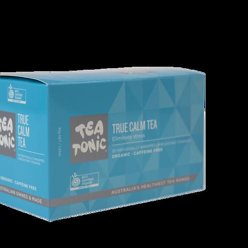 TRUE CALM TEA TEABAGS