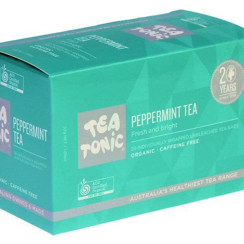 PEPPERMINT TEA TEABAGS
