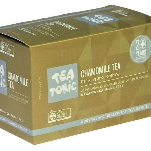 CHAMOMILE TEA TEABAGS